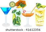 vector illustration of... | Shutterstock .eps vector #41612356