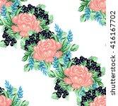 abstract elegance seamless... | Shutterstock . vector #416167702