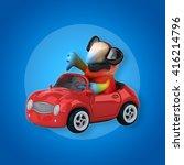 parrot | Shutterstock . vector #416214796