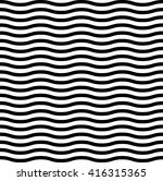 wave pattern. wave background... | Shutterstock .eps vector #416315365