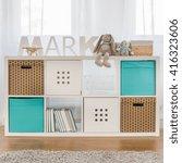 photo of new design functional... | Shutterstock . vector #416323606