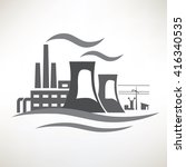power plant  traditional...
