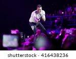 milan  italy  december 10 ...   Shutterstock . vector #416438236