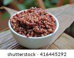 grain rice | Shutterstock . vector #416445292
