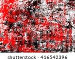 grunge texture | Shutterstock . vector #416542396