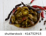 Pickled Mexican Pepper Jalapeno ...