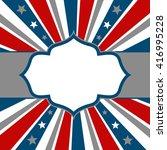 American Patriotic Background...
