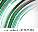 swirl abstract background.... | Shutterstock .eps vector #417003202