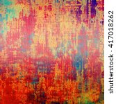 Grunge Abstract Textured...