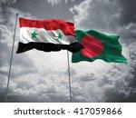 3d illustration of syria  ...   Shutterstock . vector #417059866