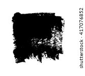 grunge texture design. vector... | Shutterstock .eps vector #417076852