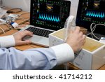 technology and development... | Shutterstock . vector #41714212