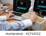 technology and development... | Shutterstock . vector #41714212