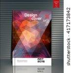 cover design. the modern...   Shutterstock .eps vector #417173842