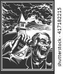false prophet | Shutterstock .eps vector #417182215