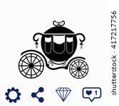 carriage icon. universal icon...