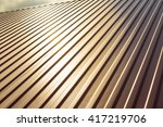 metal sheet for industrial... | Shutterstock . vector #417219706