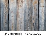 Old Wooden Boards Background....
