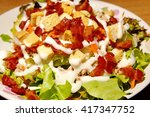 Salad With Bacon  Salad...