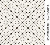 seamless pattern. geometrical... | Shutterstock .eps vector #417400846