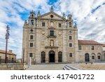 Small photo of View at the church Santa Teresa of Avila