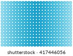 blue circles mosaic background...