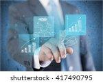 business. | Shutterstock . vector #417490795