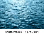 sea water surface with ripple... | Shutterstock . vector #41750104