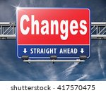 Changes Ahead  Going A...
