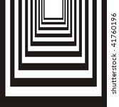 abstract black   white design   Shutterstock .eps vector #41760196