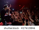 new york  ny   may 06  russian... | Shutterstock . vector #417613846