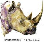 Rhinoceros. Rhinoceros...