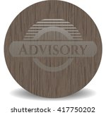 advisory wood signboards | Shutterstock .eps vector #417750202