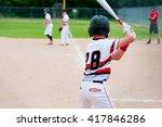 American Teenage Baseball...