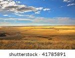 The American Prairie In Clear...