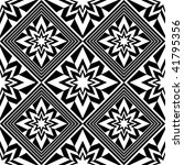 decorative seamless pattern ... | Shutterstock .eps vector #41795356