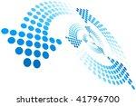arrow whirl | Shutterstock .eps vector #41796700