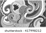 abstract ornamental background... | Shutterstock .eps vector #417998212