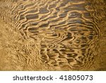 old cedar wood carved and... | Shutterstock . vector #41805073