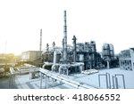 Old Coal Gas Factory In Beijin...