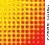 abstract creative concept... | Shutterstock .eps vector #418115632