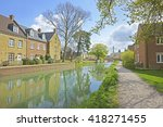 spring along the stroudwater ... | Shutterstock . vector #418271455