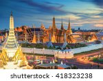Grand Palace And Wat Phra Keaw...