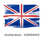 great britain united kingdom uk ...   Shutterstock .eps vector #418404442