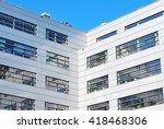 modern building   Shutterstock . vector #418468306