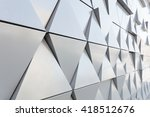 abstract architectural detail | Shutterstock . vector #418512676