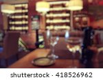 blurred background style... | Shutterstock . vector #418526962