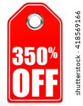 Discount 350 Percent Off. 3d...