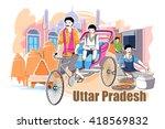 easy to edit vector... | Shutterstock .eps vector #418569832