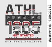 Athletic Running Sport...